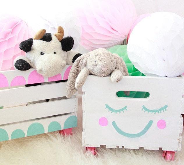 Kids Toy Organizer: Toy Organizer Ideas