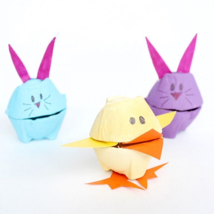 Easy Easter Crafts for Kids