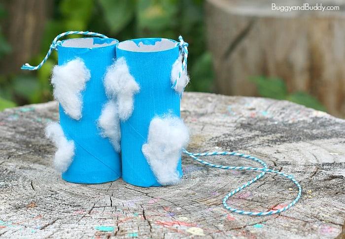 Summer Camp Craft Ideas