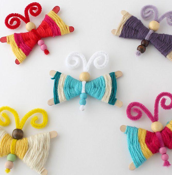 Crafts For Kids – 100+ Activities