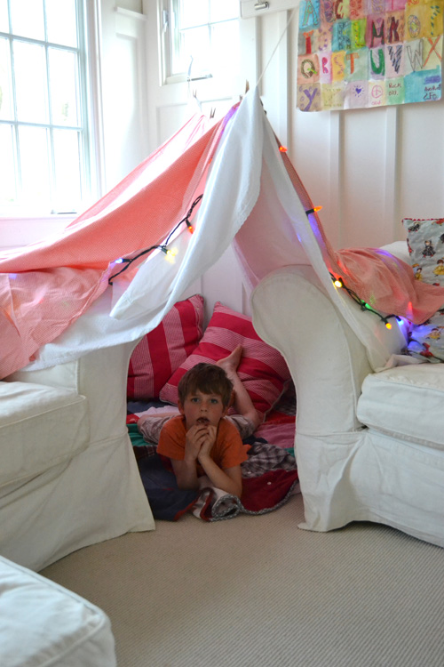 Kids Camping Tent: Cute DIY Tents for Indoor Camping